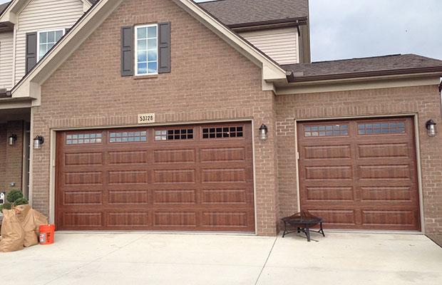 Residential Garage Doors In Macomb Township MI