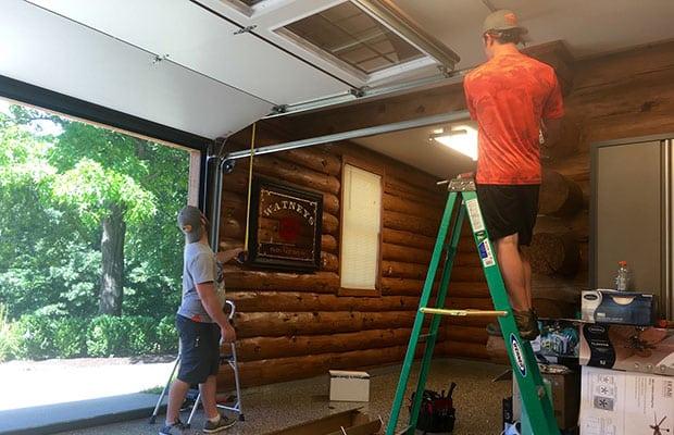 Garage Door Repair Roseville MI