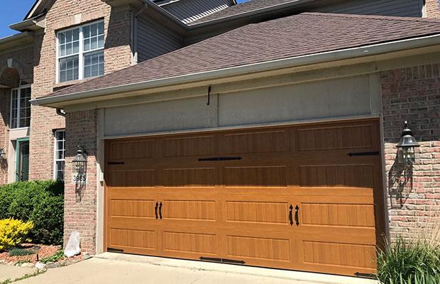 Garage Door Company in Shelby Township MI
