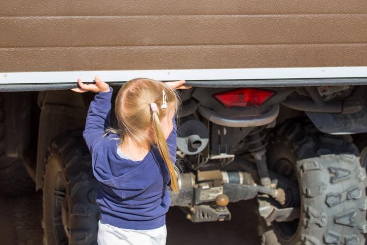 Why Garage Door Safety is Priority #1