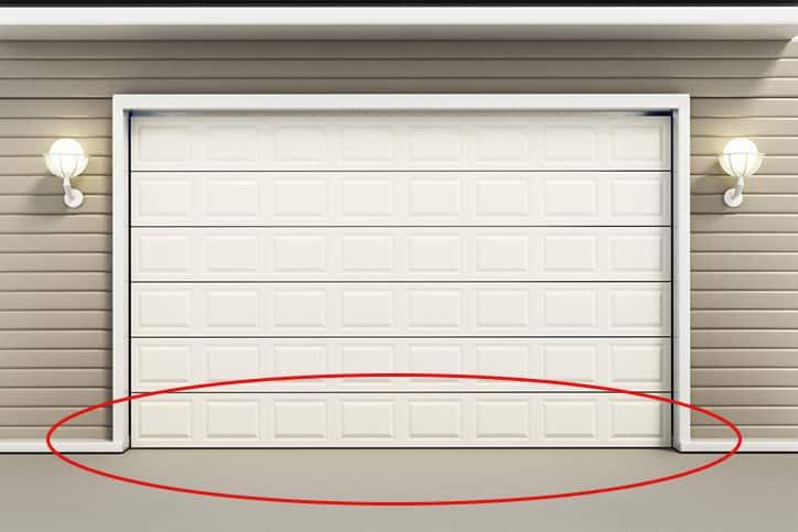 Is Your Garage Door Seal Working Properly?