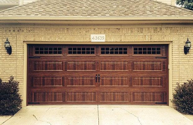 Garage Doors in Clinton Township MI