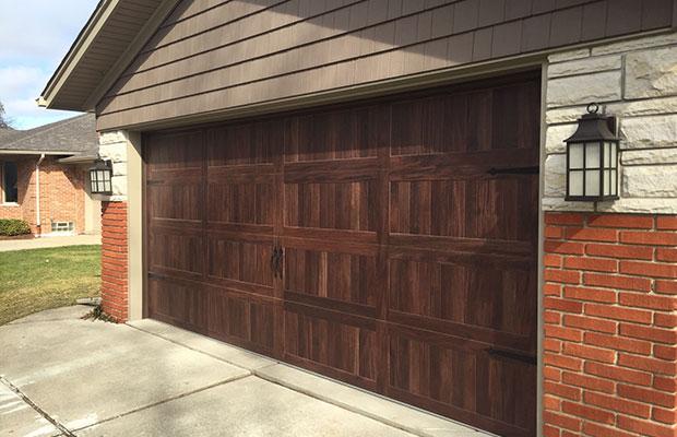 Garage Doors in Michigan
