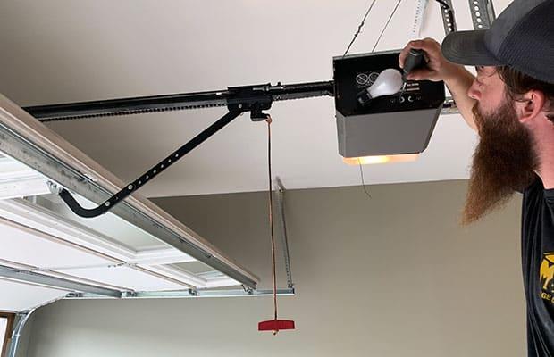 Adjusting Garage Door Opener In Clay Township MI