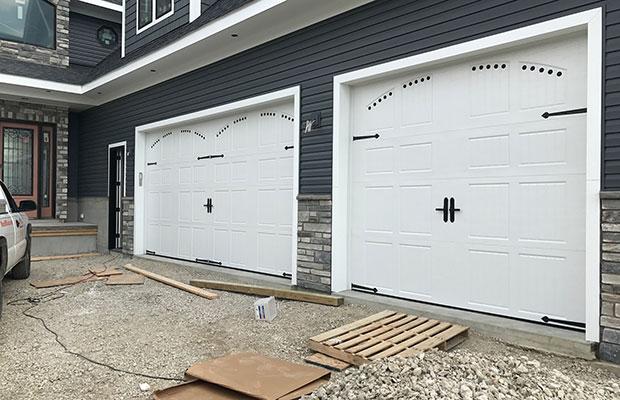 Garage Door Service in China Township MI