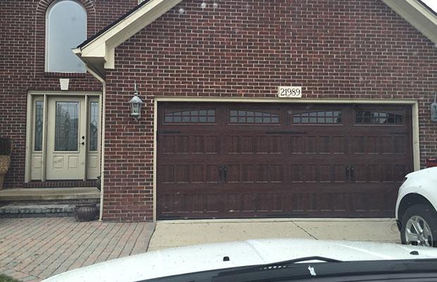 Garage Door Service in Marine City MI