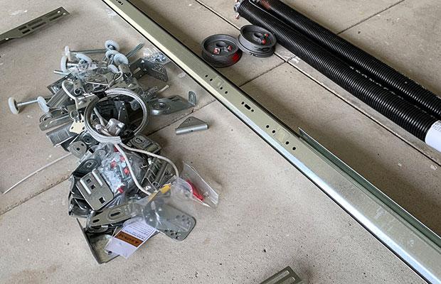 Garage Door Parts in Grosse Pointe MI