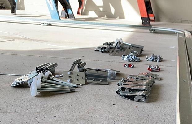 Garage Door Parts in Macomb Township MI