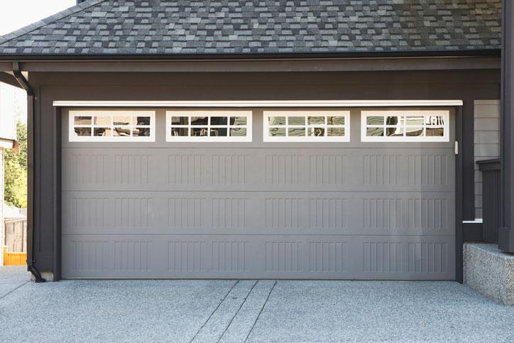 Should You Choose a Garage Door With Windows?