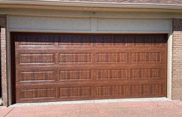 Brown Garage Door Service in Rockford MI