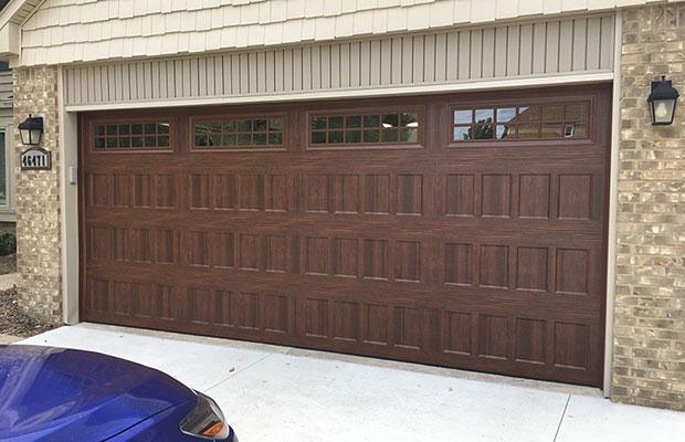 Garage Doors in Byron Center MI