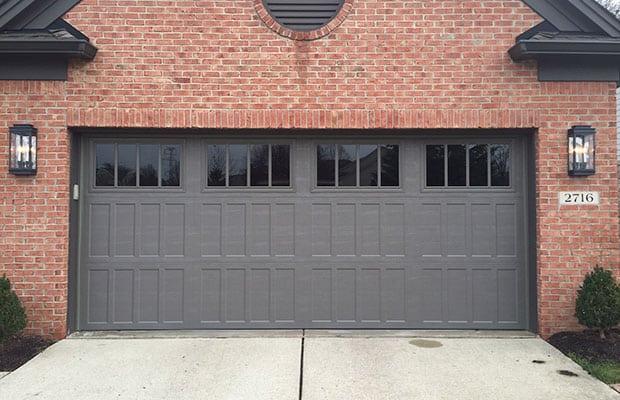 Grey Garage Door Repair in Grandville MI