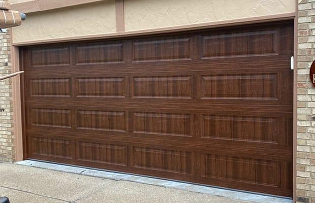 Brown Garage Doors in Lowell MI